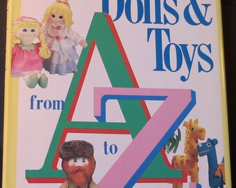 Dolls and Toys from A to Z, McCalls