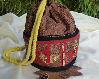 sac baluchon automne