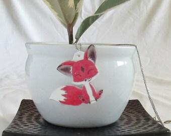 Happy Chibi Fox