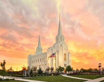 Brigham City LDS Temple