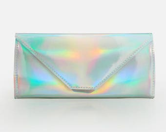 Holographic Wallet, Clutch Wallet