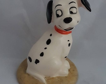 Royal Doulton Disney Figurine: 101 Dalmations Collection - Lucky with Box