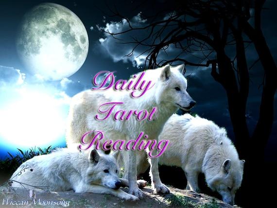 Daily Tarot Readings - Personal