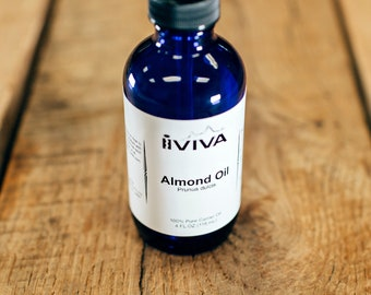 Almond Carrier Oil, pure carrier oil, natural carrier oil, sweet almond carrier oil, bath and beauty supplies, massage therapy oils, natural