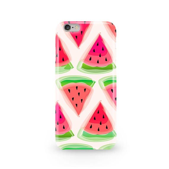 iphone 7 plus watermelon case