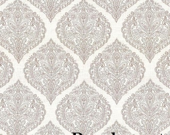 Copa Damask - Multiple Colors Available - Home Decor Fabric by the Yard