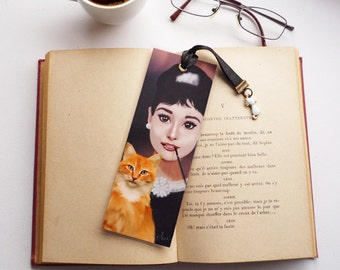Bookmark - Audrey Hepburn