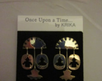 Wizard of Oz Earrings (Krika)