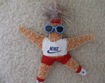 Runner Girl Starfish Ornament, Runner Gifts, Sports Gifts, Women's Gifts, Christmas Ornaments, Stocking Stuffers, Holiday Gifts