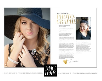 From The Photog Spread Layout Template