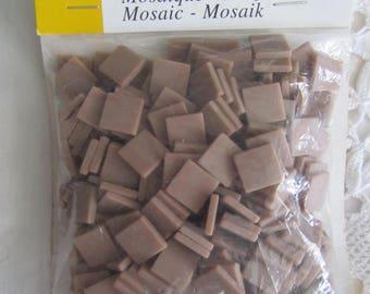 Mosaic bag - tiles - 80gsm - more or less 310 cm 2 - 1 cm x 1 cm