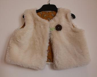 Shepherd reversible vest