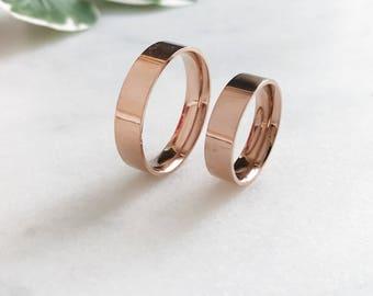 Couple ring set Etsy