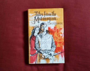 Olwen Bowen - Tales from the Mabinogion (Gollancz 1971) - hardback