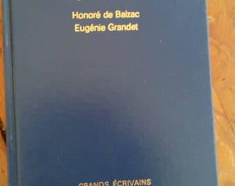"""Grandet """"Eugènie"""" book of Honoré Balzac"""