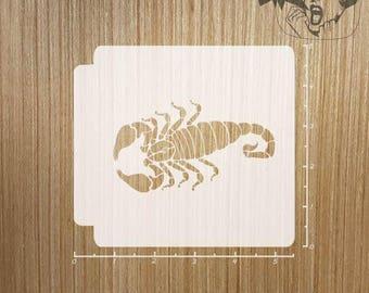 Scorpion 783-170 Stencil