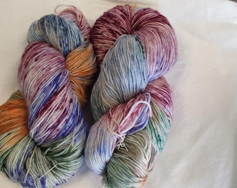CC17/478 Handdyed Sock Yarn 4ply