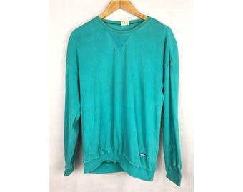 ELLESSE Long Sleeve Sweatshirt Sleepwear Nightwear Medium Size Sweatshirt