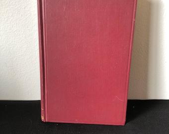 Preventative Medicine, Fifth Edition, Boyd, 1936, Antique Medical Book, Vintage Medical Book, Medical History, Medical Oddities