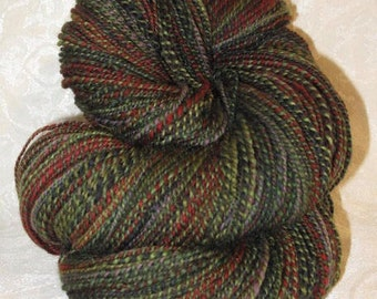 Handspun Yarn - Merino and Blueface Leicester