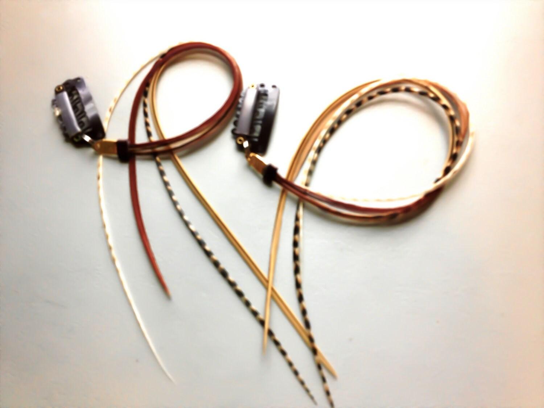 extensions de cheveux plume amovible avec 8 plumes moyennes. Black Bedroom Furniture Sets. Home Design Ideas