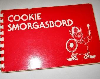 COOKIE SMORGASBORD Cookbook