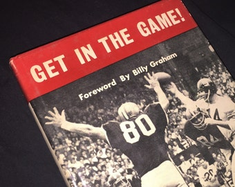 1963 Get in the Game Book