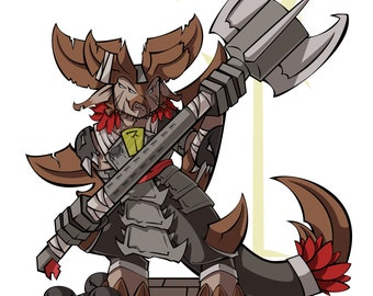 Wanath Warrior