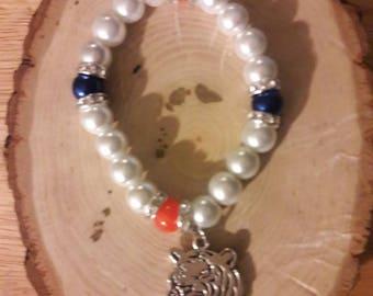 Auburn Charm bracelet/style 2