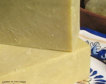 Castile Soap~Historical Soap, Vegetarian Soap, Unscented Soap