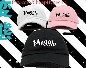 Harry Potter Muggle  gift idea DAD Hat cap