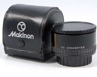 Makinon 2X Teleconveter for screw mount