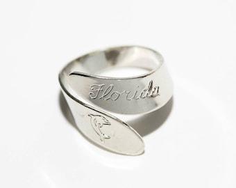 Florida Souvenir Ring
