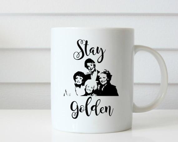 Golden girls mug coffee mug golden girls tv show mug coffee mug funny mug mom mug