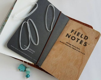 Traveler's Notebook Connector Bands Pocket / Passport / Micro 4pk