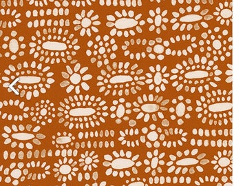 Moonstone Chalk Sienna Collection By Alexia Abegg for Cotton & Steel Fabrics