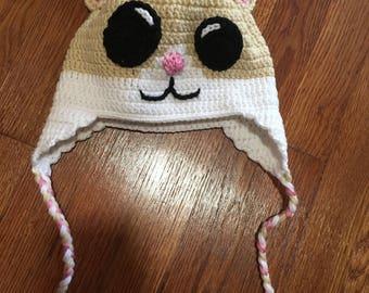 Cute Kitty Beanie