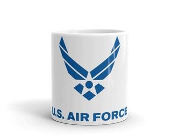 US Air Force Mug