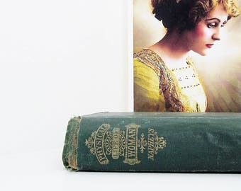 """1870 Book Of Advice, To The Maiden Wife And Mother, Victorian Era Literature """"Physical Life Of Woman"""" Napheys, Geo. H  Maclean Publisher"""