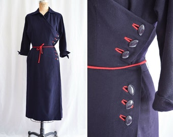 """1940s Dress 