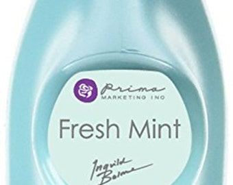 Prima - Fluid Chalk Ink Edger Pad - Fresh Mint