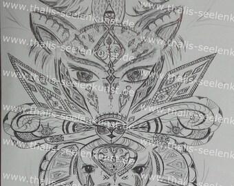 """NEW_schamanische """"Healing Visions"""" on A3-"""
