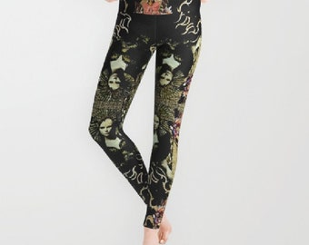 Dark romance leggings