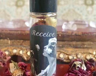 Receive Natural Fragrance