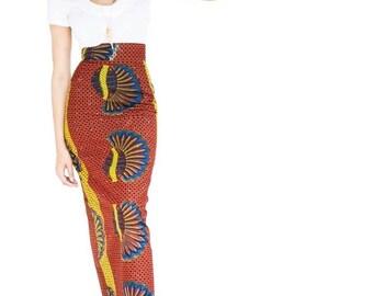 Motalani pencil skirt