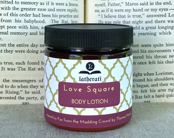 Love Square Body Lotion