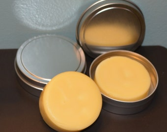 Coconut and Mango Butter Lotion Bar