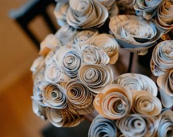 Paper Flower Bouquets