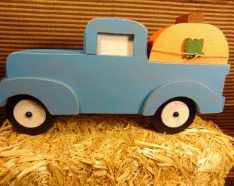 Fall Harvest Truck