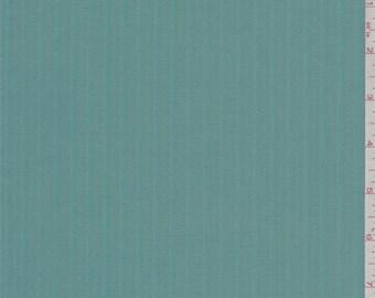 Aquamarine Stripe Stretch Twill, Fabric By The Yard
